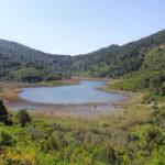 Blatina, the pond near Sobra on the Island of Mljet