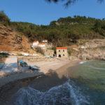 Sutmiholjska bay on The Island of Mljet