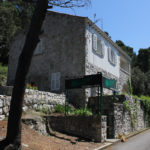 The office of National Park Mljet
