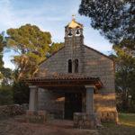 Sv Nikola chapel in Goveđari