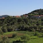 Goveđari village on The Island of Mljet