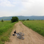 The carriageway section at Livanjsko Polje field