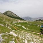 The ride at Gornji Doci on Čabulja mountain