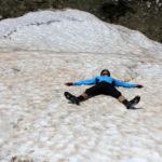 Cooling at the ridge of Čabulja mountain