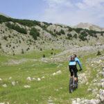 The descent to Dolovi on Čabulja mountain