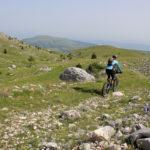 The descent to Bogodol on Čabulja mountain