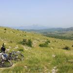 The descent to Bogodol