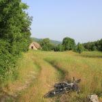The carriageway section towards Gornji Gradac