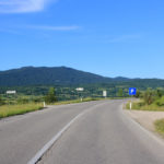 The highway Bosanski Petrovac - Ključ