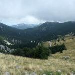 The view from Zavižan hut