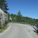 The paved road to Apatišan