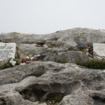 The monuments of Croatian soldiers