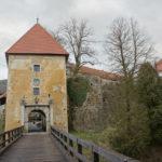 The castle of Ozalj