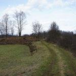 The section near Brlog Ozaljski village