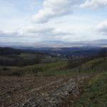 The view from the section Brlog Ozaljski - Breznik