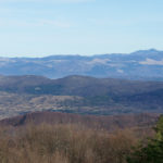 The view from Orljak