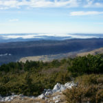 The view from Orljak to Istria