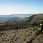 The descent section to Krkuž village