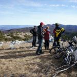 At Orljak peak