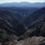 The canyon of Krnjeza river