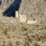 The ruins of Ključica fortification