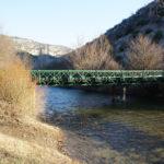 The bridge over Čikola river