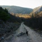 The section from Čikola river to Konjevrate