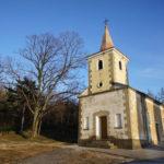 The church Sv Ana