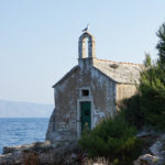 Sv Luka chapel on The Island of Hvar