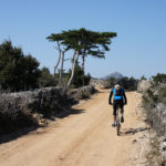 The section between Humac and Zavala on The Island of Hvar