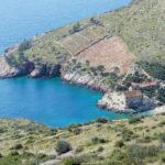 Dubovica bay on The Island of Hvar