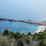 Zaraće bay on The Island of Hvar