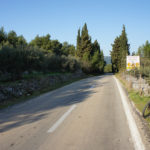 The section from Stari Grad to Brusje village