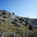 Sv Nikola is the highest elavation point of The Island of Hvar