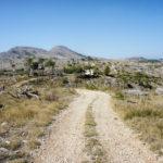 Poljica plateau on The Island of Hvar