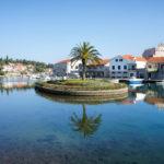 Vrboska settlement on The Island of Hvar