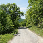 The section from Korita to Saborsko