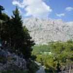 The section next to Baškovići village