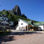 Babin Zub Hotel on Stara Planina mountain