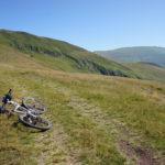 The ascent to Midžor peak on Stara Planina mountain