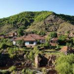 Topli Dol village