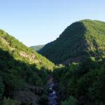 The canyon of Temštica stream