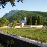 Orthodox monastery Visoki Dečani