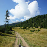 The section from Jodovo to Gjeravica