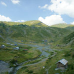 The village below Junik mountain