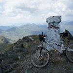 At Gjeravica peak