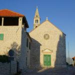 Museum & church in Orebić