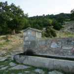 The fountain no 1 on Mount Olympus