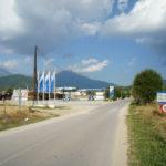 Olympiada village
