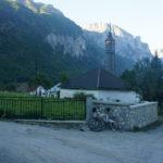 The junction in Gornje Vusanje village
